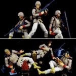 Review G.M.G. Earth Federation General Soldier 01-03