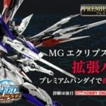 Expansion pack for MG Eclipse Gundam