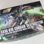 HGAC 1/144 XXXG-01D Gundam Deathscythe