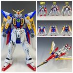 Review RG Wing Gundam