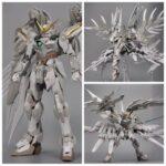 1/100 Wing Gundam Snow White Prelude