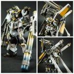HGUC Full Armor Gundam Type C custom