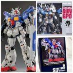 SH Studio PG Gundam Full Burnern conversion kit