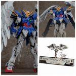 SH STUDIO Conversion kit for MG Wing Gundam Zero EW Ver.Ka