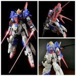 HGUC Amuro Ray's exclusive Z Gundam Londo Bell custom