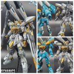Improved Full Mechanics 1/100 Calamity Gundam
