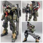 HGUC Gundam Mk-II Command custom