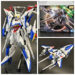 MG 1/100 Eclipse Gundam full review