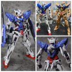 MG 1/100 Gundam Exia Garage Kit