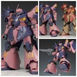 HGUC Messer Type-F02 Commander Type review