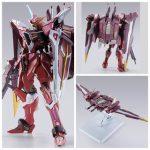 METAL BUILD Justice Gundam