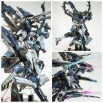 HGUC Psycho Zeta Gundam custom