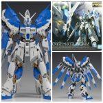 ultimate RG Hi Nu Gundam review