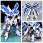 Review RG Hi-Nu Gundam