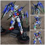 PG Gundam Exia Repair IV conversion kit
