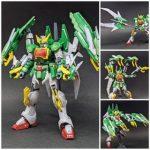 HG Sutron Gundam Custom
