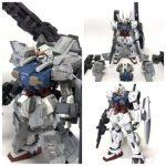 HGUC Gundam Mk-II Gryps conflict Final Battle custom
