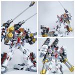MG Gundam Heavyarms custom