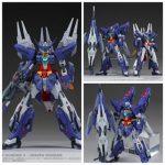 Full Resin Kit HGBD:R 1/144 Core Gundam II Uraven Gundam