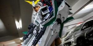 Exclusive! Gundam Generation Indonesia present: RX-0 Full Armor Unicorn Gundam Girl @ The Jakarta 9th Toys & Comic Fair 2013. Full Photoreport w/WIP ! No.24 Big or Wallpaper Size Images