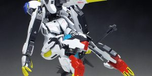 [WORK REVIEW] HGIBO 1/144 GUNDAM BARBATOS LUPUS REX painted build