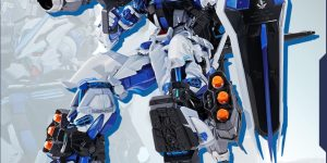 METALBUILD 1/100 GUNDAM ASTRAY BLUE FRAME FULL-WEAPONS: Just Added A LOT of NEW Official Images, Info Release