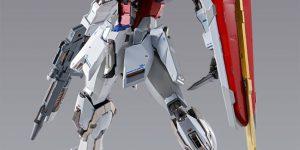METAL BUILD Strike Gundam: full info, images