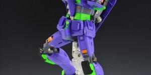 AVEN闻's MG 1/100 RX-78 Gundam Ver.3.0 EVA Unit-01 Colors: Full Photo Review, WIP