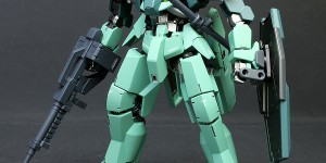 [PAINTED BUILD REVIEW] TAI's Factory HG Gundam Iron-Blooded Orphans 1/144 GRAZE: No.12 Big Size Images