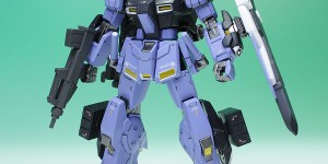 HGUC 1/144 PALE RIDER [Ground Heavy Equipment Type] HADES MODE: Painted Build. Full Photoreview No.16 Hi Res Images