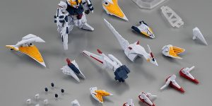 The 30th edition of the FW GUNDAM CONVERGE EX series comes with Penelope scheduled to be released in 2020