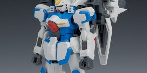 REVIEW P-Bandai HGUC MOBILE SUIT SECOND V