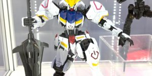 Full report: MG 1/100 FAZZ Ver.Ka / others @ All Japan Model and Hobby Show 2019.