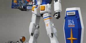 vicious's PG 1/60 RX-78-2 Gundam (Mitsui Sumitomo VISA card Ver.)
