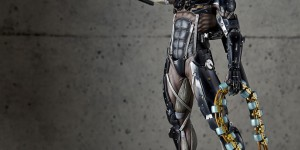 [Metal Gear Rising Revengeance] 1/6 RAIDEN: Official Photoreview No.19 Big Size Images, January 2015 release, Info