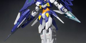 WORK REVIEW: HGBD 1/144 GUNDAM AGE II MAGNUM painted build, many images