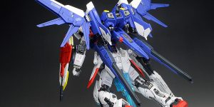 [WORK] RG 1/144 BUILD STRIKE GUNDAM FULL PACKAGE painted build: No.20 Big Size Images