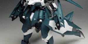 [Work Review] HGIBO 1/144 REGINLAZE JULIA: Big Size Images