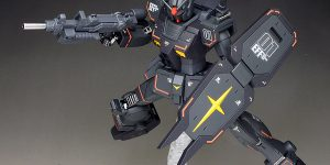 WORK REVIEW HG GTO 1/144 RX-78-01[FSD] GUNDAM FSD Painted Build, Images
