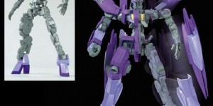 P-Bandai 1/100 GAELIO'S SCHWALBE GRAZE: Official Promo Posters, No.10 Official Images, Info Release