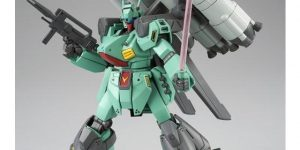 P-Bandai HGUC 1/144 RGM-89S PROTOTYPE STARK JEGAN: FULL Official Images, Info Release