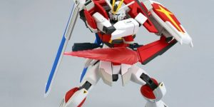 P-Bandai HGCE 1/144 SWORD IMPULSE GUNDAM: Just Added NEW Big Size Official Images, Info Release