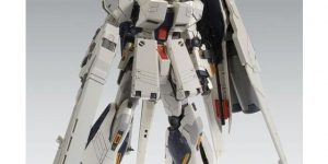 P-Bandai MG 1/100 HWS EXTENSION SET for Nu Gundam Ver.Ka: Official Big Size Images, Info Release