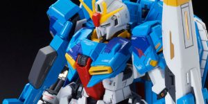 P-Bandai RG 1/144 ZETA GUNDAM RG LIMITED COLOR Ver. Official Images, Info Release