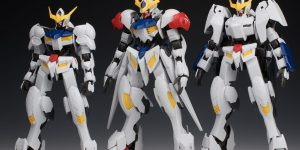 [3rd FULL DETAILED REVIEW] 1/100 FULL MECHANICS GUNDAM BARBATOS LUPUS. No.62 Big Size Images, Info