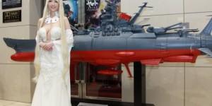 YURI MORISHITA @ Space Battleship Yamato 2199: Photoreport, Japanese Info