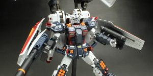 [WORK] Tai's Factory MG 1/100 FULLARMOR GUNDAM Ver.Ka [THUNDERBOLT] Big Size Images