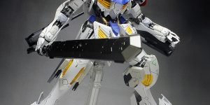 [WORK] FULL MECHANICS 1/100 GUNDAM BARBATOS LUPUS painted build: No.20 Big Size Images
