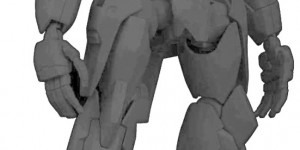 HG 1/144 DAHAK revealed: Official Full Size Images, Info Release