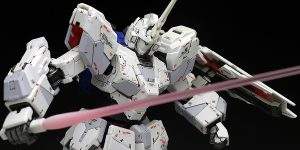 [WORK REVIEW] RG 1/144 UNICORN GUNDAM painted build. Many Images